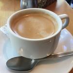 バウムクーヘン カフェ - ブレンドコーヒー