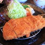 とんかつの廣 - 料理写真:匠 ロースカツ