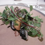 78832359 - サバと柿のサラダ