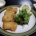 角三 - 浜名湖産真牡蠣のフライ