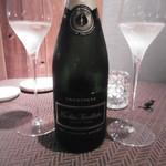創作料理とワインのお店 上田 慎一郎 - クーポン利用のシャンパーニュ