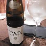 創作料理とワインのお店 上田 慎一郎 - 白ボトル