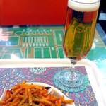 カフェ ペロリンガ - ハートランドビール(600ペロ)