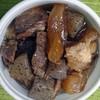 大森屋 - 料理写真:とろとろに煮込まれたすじコン煮込み300円