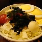 78837007 - 野菜サラダ 250円