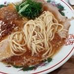 78838947 - 肉味噌らーめん 麺UP