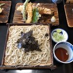 そば処・かふく亭 - 料理写真: