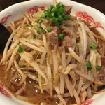 室壱羅麺 - もやし羅麺¥670