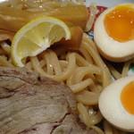 麺や 六三六 - 特製つけ麺(小盛り)(810円)
