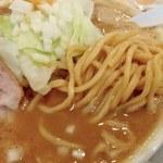 78847034 - 力皇らーめん 麺UP