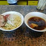 78847050 - 「手打ちつけ麺(並)」700円