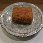 78849512 - 蟹味噌コロッケ1