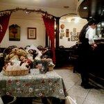カフェ ド ミンガス - 可愛らしい店内