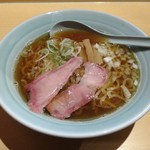 中華そば 麦萬 - 料理写真:中華そば