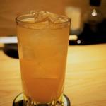 博多焼き ヤマト - 梅酒ソーダ