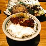矢場とん - おかわりは白飯で。