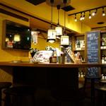 49 Asian Kitchen + Bar - (2017/11月)店内