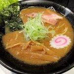 麺屋 侍 - 濃厚魚介らーめん!