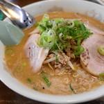 ラーメン蘇洲 - 肉みそラーメン+チャーシュー