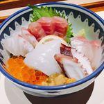 福伸はなれ利久 - 海鮮丼