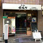 ぽっぽっ屋 - 店舗外観(昼) 2017.11.20