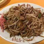 泰勝軒 - 料理写真:日田焼きそば=650円
