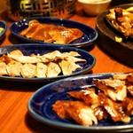 Beijing Kitchen - 料理写真:皮と身の部位