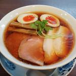 らぁ麺 紫陽花 -