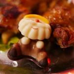 まんぷく食堂 - サンタの飾りチョコ