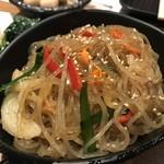 韓食 チーズタッカルビ - プルコギ