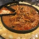韓食 チーズタッカルビ - チーズダッカルビ