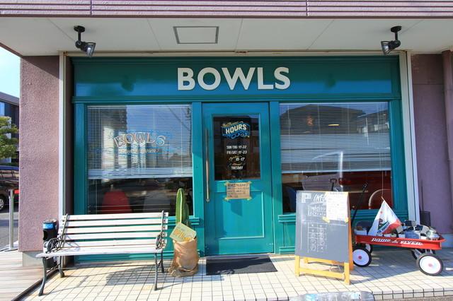 BOWLs cafe & dinner>