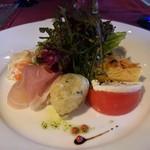 78861196 - Antipasto misto 前菜の盛合せ