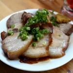 立呑み きむらや - 煮豚