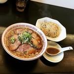 中華そば 焼めし かたぶつ食堂 - 料理写真: