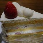 ビゴの店 - しちごショートケーキ