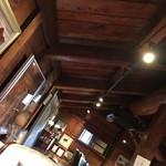 川原町屋 - 「屋根裏部屋」です