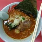 ラーメン山岡家 - 2017.12.30辛味噌ラー