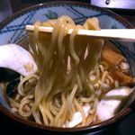 魔乃巣 - 麺 2017.12.9