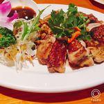 タイ居酒屋 トンタイ - ガイヤーン。柔らかくて美味いやーん!