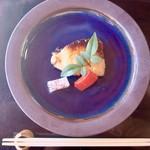国登録文化財 二木屋 - 家喜物 鰤柚庵焼き、パプリカ、蕪ゆかり