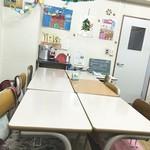 給食当番 - 教室