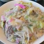 中華 大喜 - 皿うどん(700円)