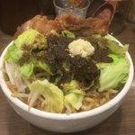イノショウ - 辛シビ鶏鶏misoイノジ850円