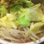 イノショウ - 野菜のアップ