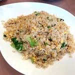 中国料理 成蹊 - 料理写真:蟹肉とレタスのチャーハン
