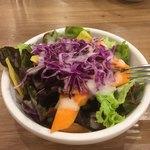 ジャクソンファーム&グリル - Bセットのサラダ