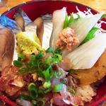 海鮮丼屋 海舟 - 地魚・しめ鯖・なめろうの丼