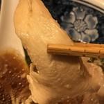 中華そばムタヒロ -