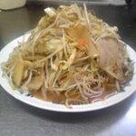 さぶやん - やさい炒め定食